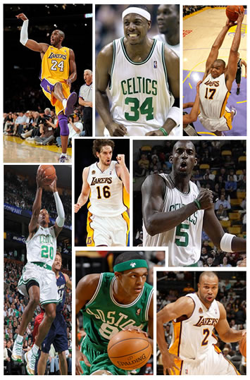 2010 Finals Lakers Celtics